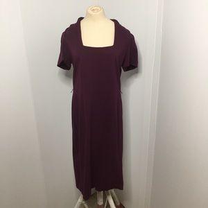 Kenar Sheath Dress